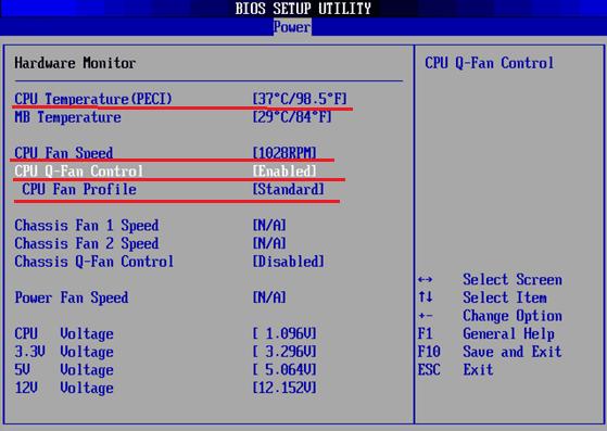Контроль системы охлаждения ноутбука  Управление кулером Linux